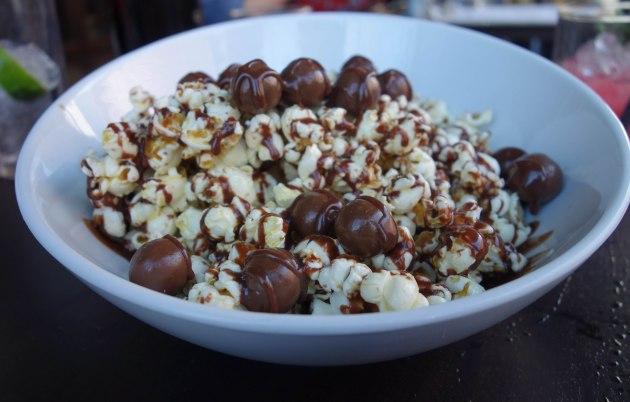Malteser popcorn